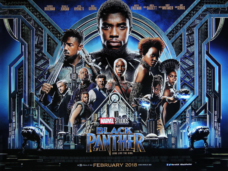 3D: Black Panther