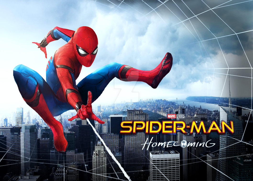 3D Spider-Man: Homecoming