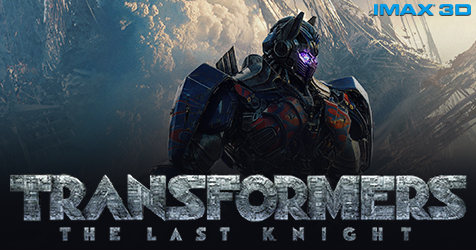 3D Transformers: The Last Knight