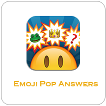 Answers for all the Emoji Pop levels