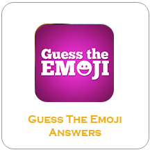 Answers for all the Guess the Emoji levels