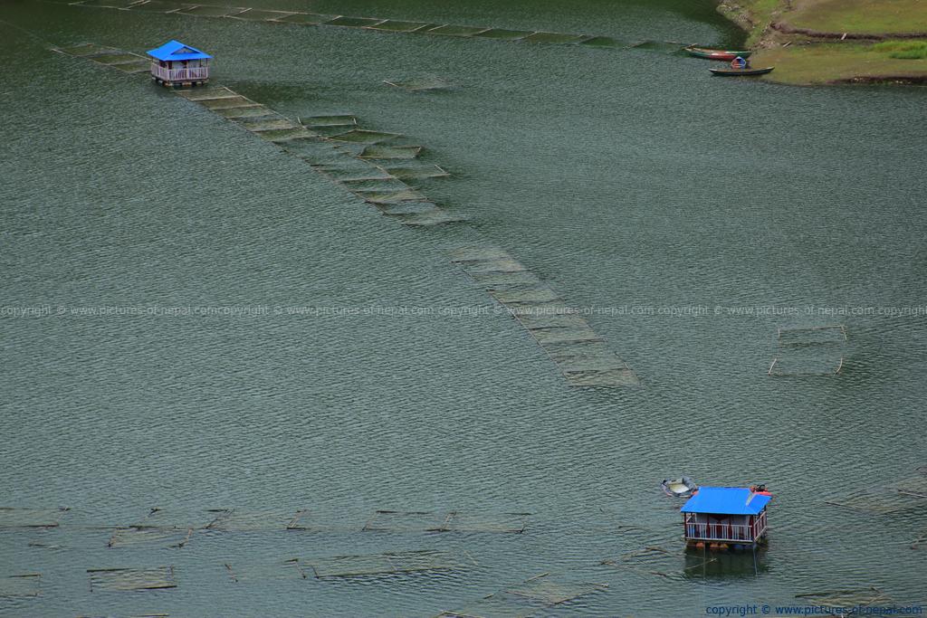 Indrasarowar Reservoir Kulekhani