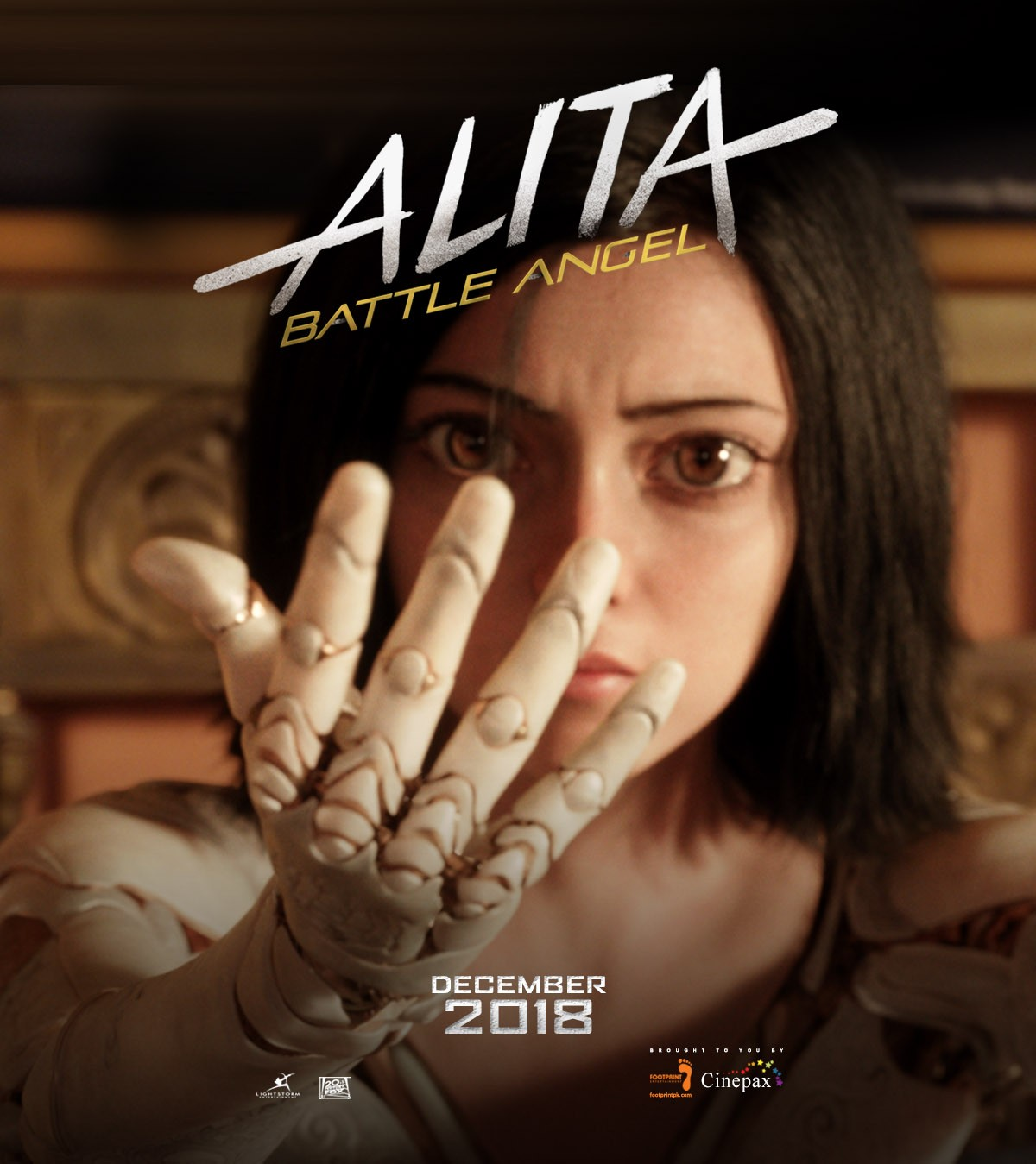 3D: Alita: Battle Angel