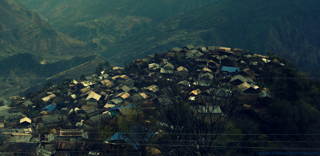 Houses of Siurung Village