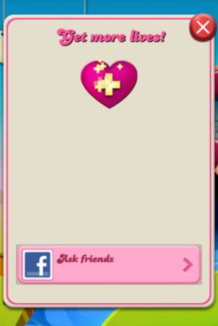 candy crush life step 4