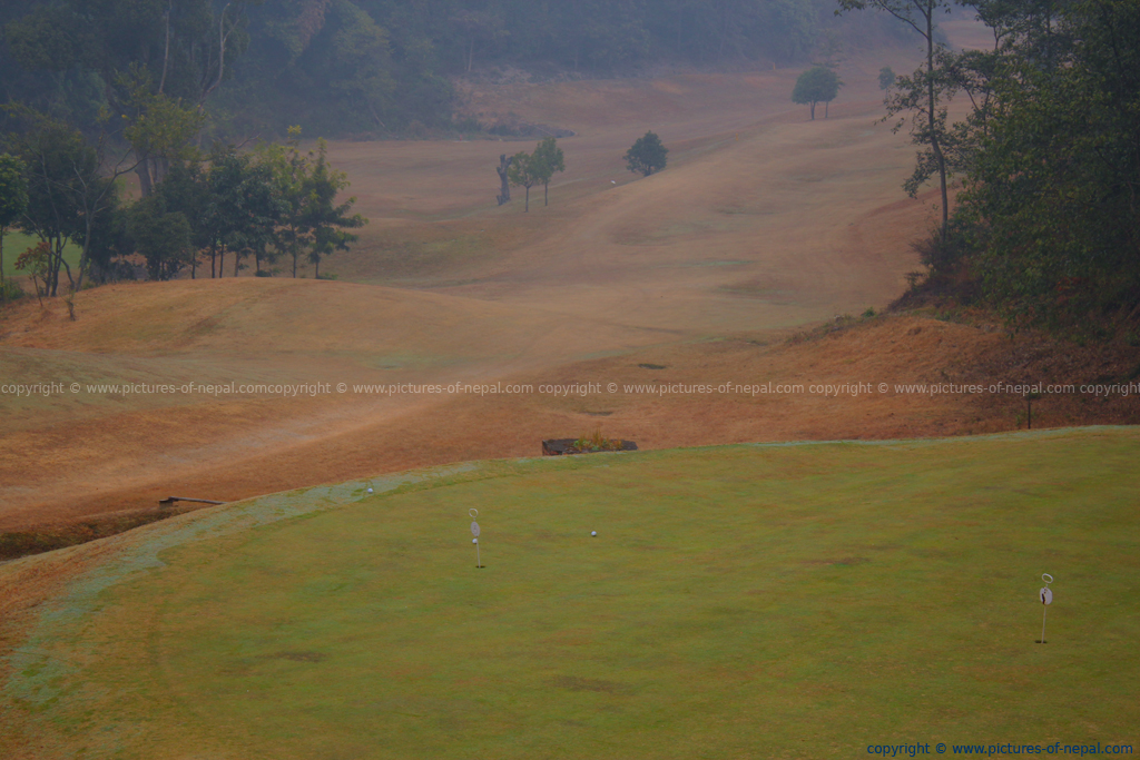 Golf Course Gokarna