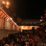 Indrajatra Festival at Hanuman Dhoka Durbar Square