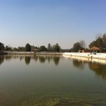 Calm and Serene Siddha Pokhari